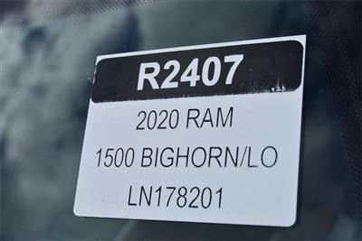 2020 Ram 1500 Crew Cab 4x4, Pickup #R2407 - photo 27