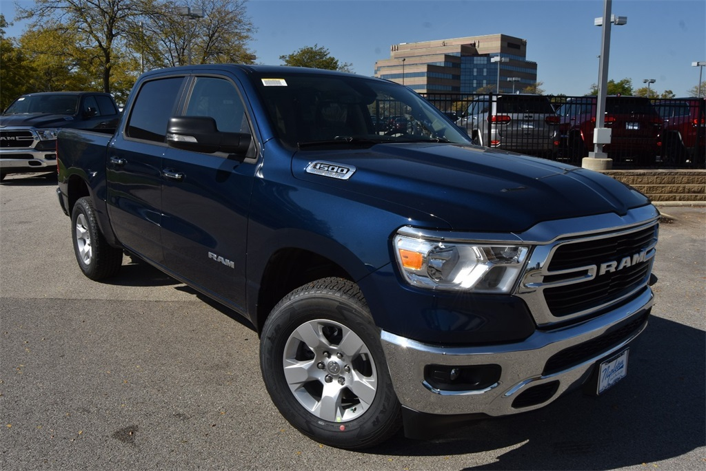 2020 Ram 1500 Crew Cab 4x4,  Pickup #R2408 - photo 10