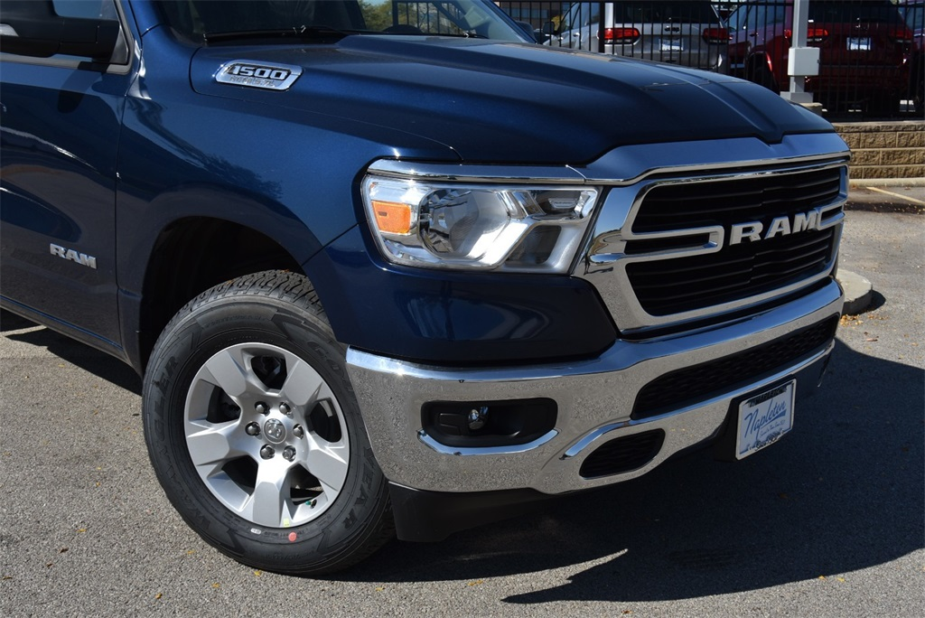 2020 Ram 1500 Crew Cab 4x4, Pickup #R2408 - photo 3