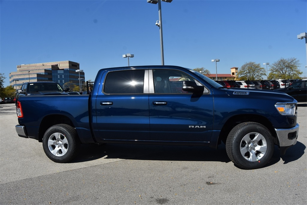 2020 Ram 1500 Crew Cab 4x4, Pickup #R2408 - photo 6
