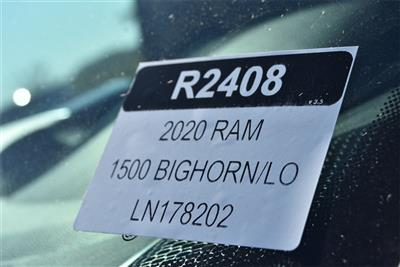 2020 Ram 1500 Crew Cab 4x4, Pickup #R2408 - photo 30
