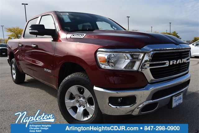 2020 Ram 1500 Crew Cab 4x4, Pickup #R2414 - photo 1