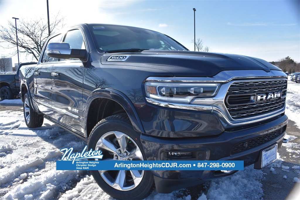 2020 Ram 1500 Crew Cab 4x4, Pickup #R2447 - photo 1