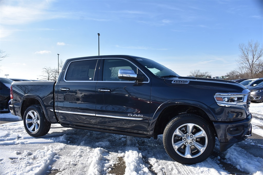 2020 Ram 1500 Crew Cab 4x4, Pickup #R2447 - photo 4