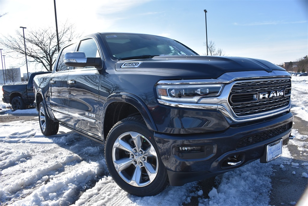 2020 Ram 1500 Crew Cab 4x4, Pickup #R2447 - photo 7