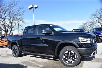 2020 Ram 1500 Crew Cab 4x4, Pickup #R2450 - photo 4