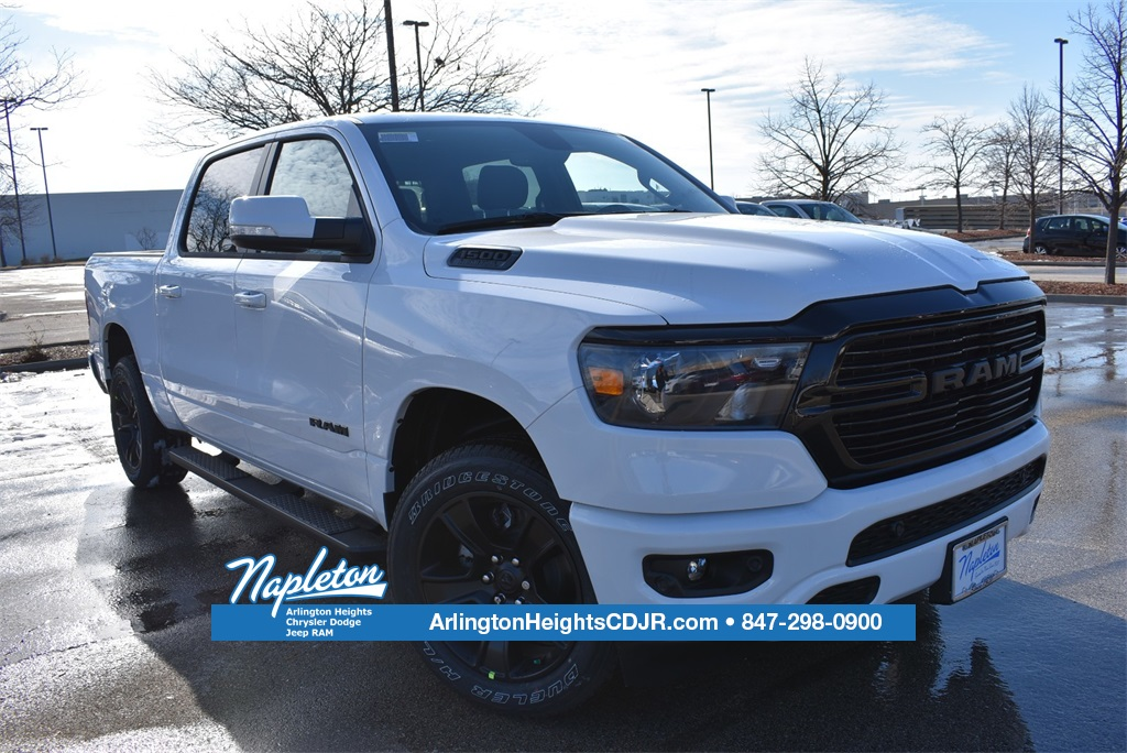2020 Ram 1500 Crew Cab 4x4, Pickup #R2457 - photo 1