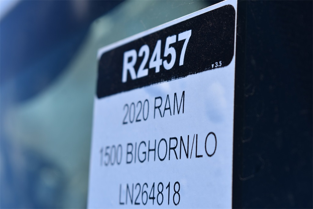 2020 Ram 1500 Crew Cab 4x4, Pickup #R2457 - photo 31