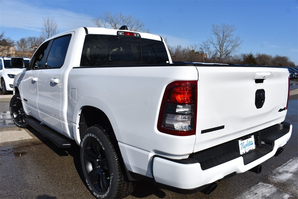 2020 Ram 1500 Crew Cab 4x4, Pickup #R2457 - photo 5