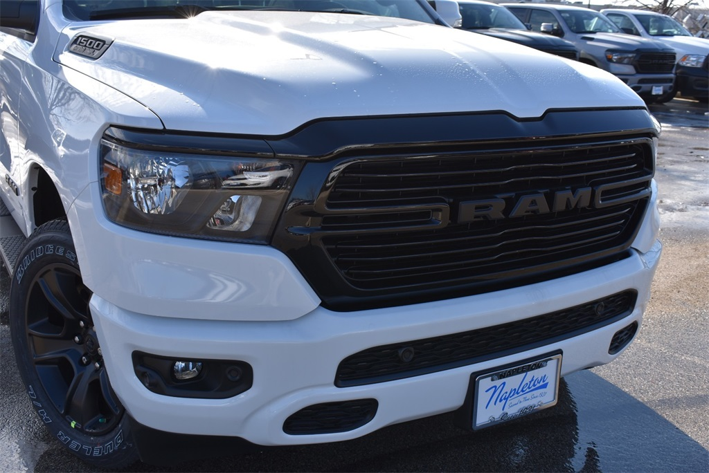 2020 Ram 1500 Crew Cab 4x4, Pickup #R2457 - photo 8
