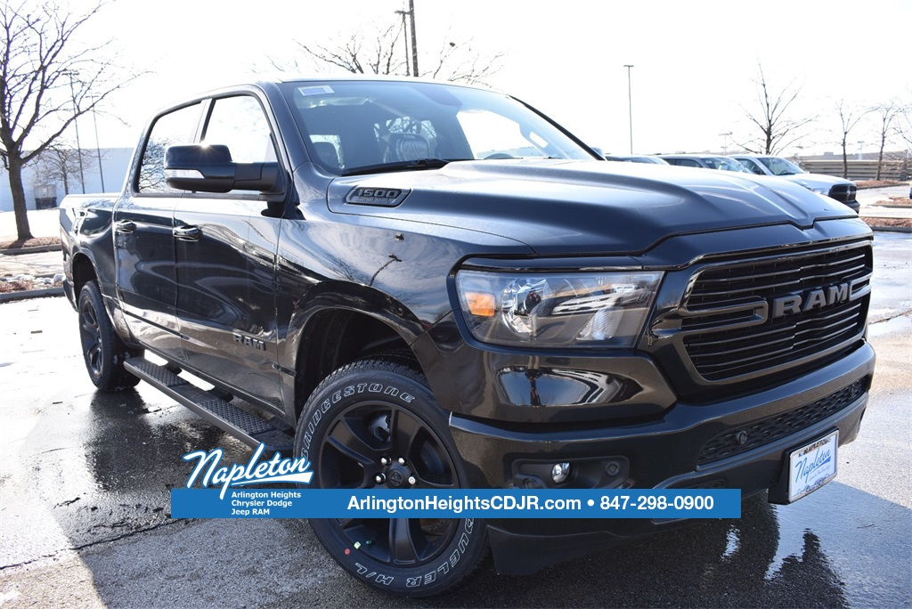 2020 Ram 1500 Crew Cab 4x4, Pickup #R2463 - photo 1