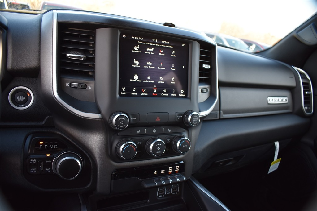 2020 Ram 1500 Crew Cab 4x4, Pickup #R2463 - photo 29