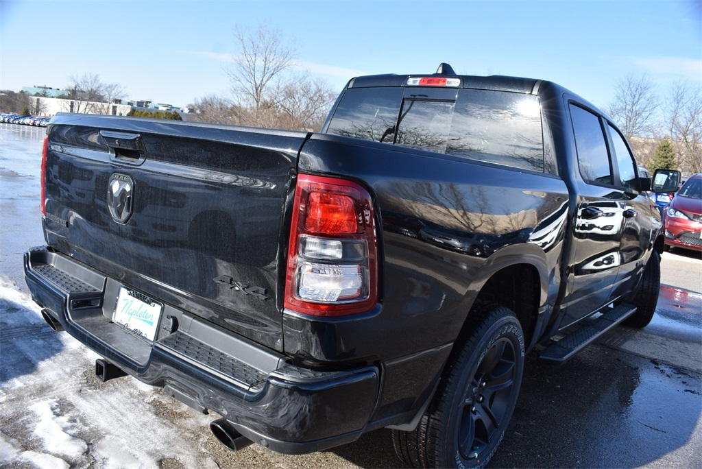 2020 Ram 1500 Crew Cab 4x4, Pickup #R2463 - photo 2