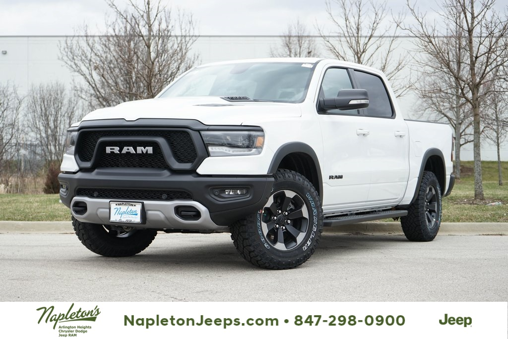 2020 Ram 1500 Crew Cab 4x4, Pickup #R2503 - photo 1