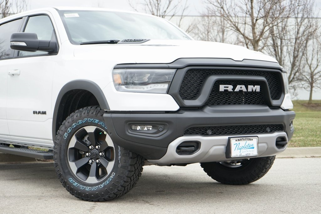 2020 Ram 1500 Crew Cab 4x4, Pickup #R2503 - photo 6