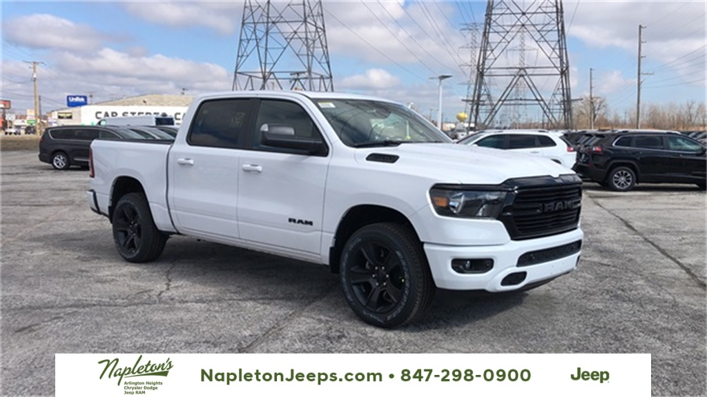 2020 Ram 1500 Crew Cab 4x4, Pickup #R2517 - photo 1