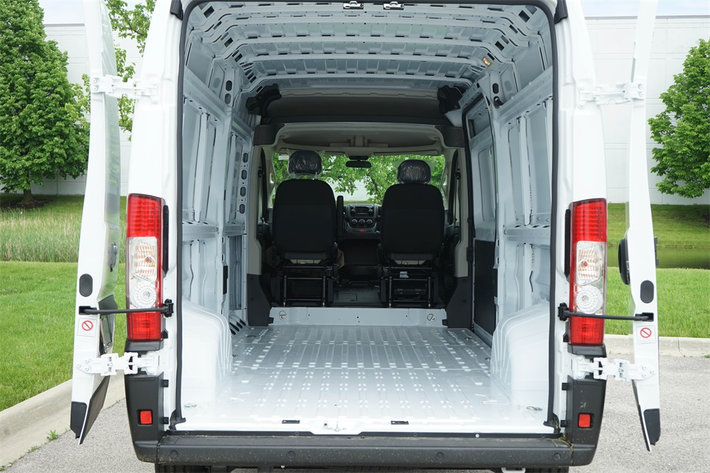 2020 Ram ProMaster 2500 High Roof FWD, Empty Cargo Van #R2531 - photo 2
