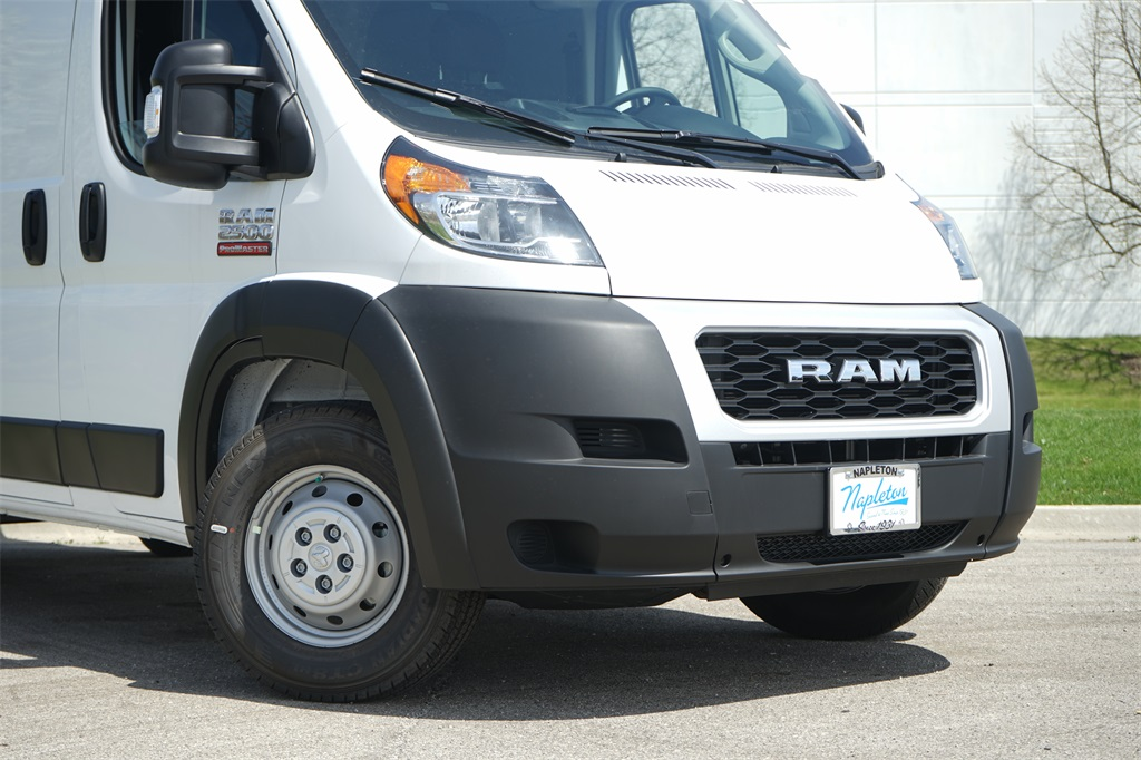 2020 Ram ProMaster 2500 High Roof FWD, Empty Cargo Van #R2531 - photo 6