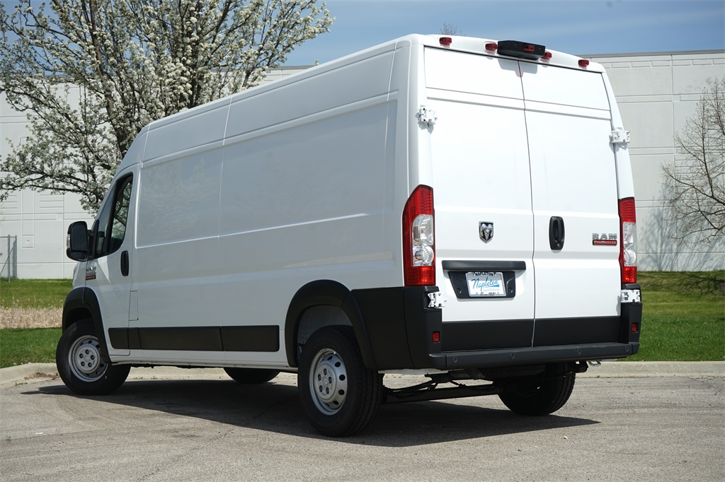 2020 Ram ProMaster 2500 High Roof FWD, Empty Cargo Van #R2531 - photo 8