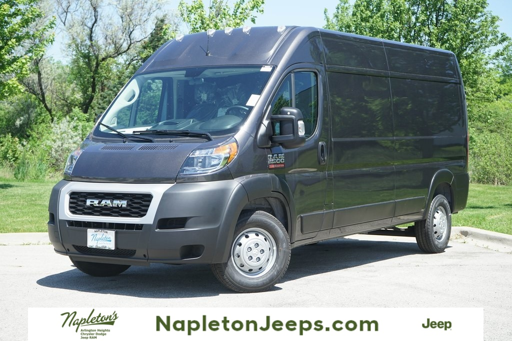 2020 Ram ProMaster 2500 High Roof FWD, Empty Cargo Van #R2534 - photo 1