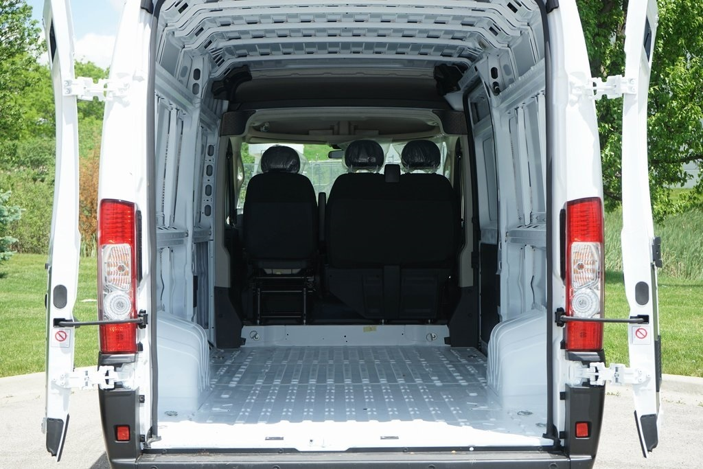 2020 Ram ProMaster 3500 High Roof FWD, Empty Cargo Van #R2535 - photo 1