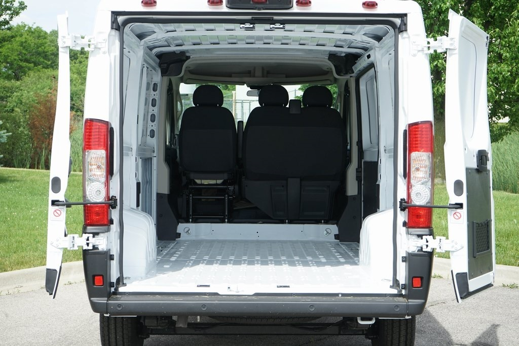 2020 Ram ProMaster 1500 Standard Roof FWD, Empty Cargo Van #R2539 - photo 1