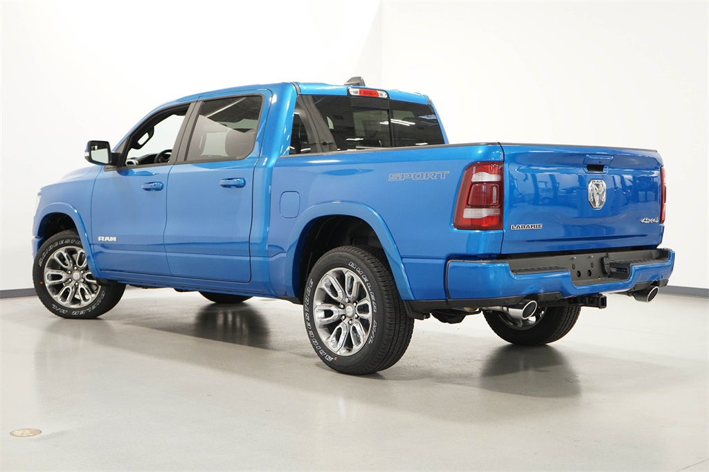 2020 Ram 1500 Crew Cab 4x4, Pickup #R2696 - photo 1