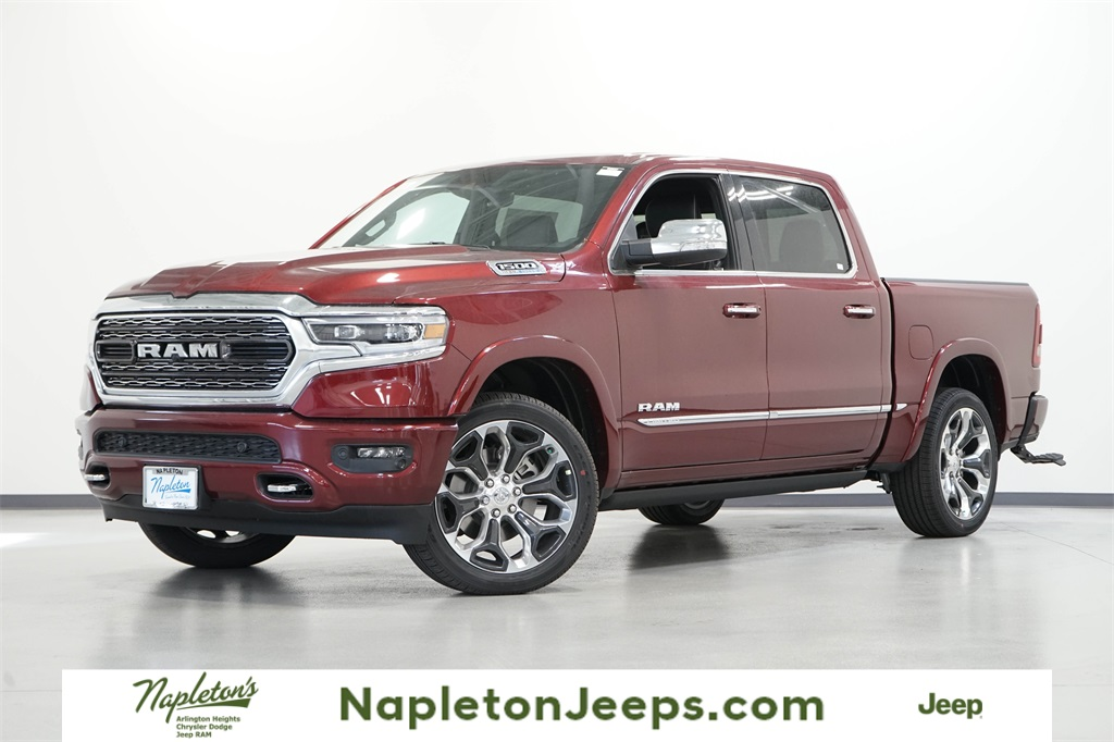 2021 Ram 1500 Crew Cab 4x4, Pickup #R2697 - photo 1