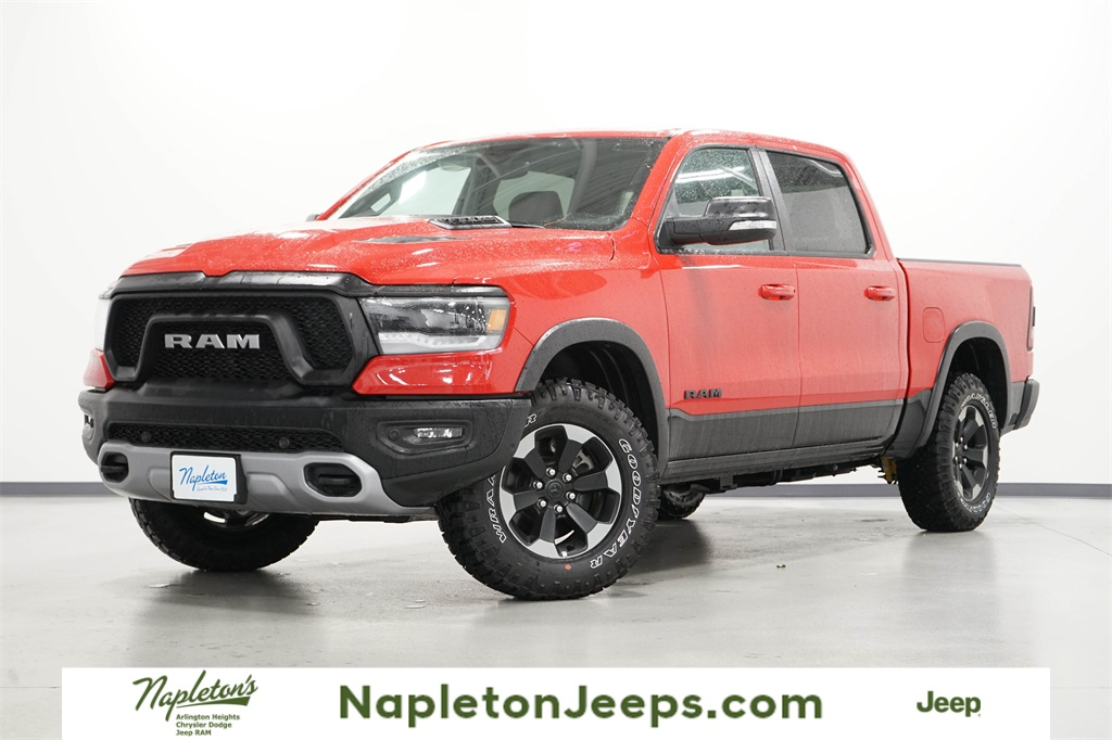 2020 Ram 1500 Crew Cab 4x4, Pickup #R2709 - photo 1