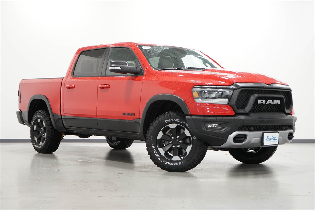 2020 Ram 1500 Crew Cab 4x4, Pickup #R2709 - photo 5
