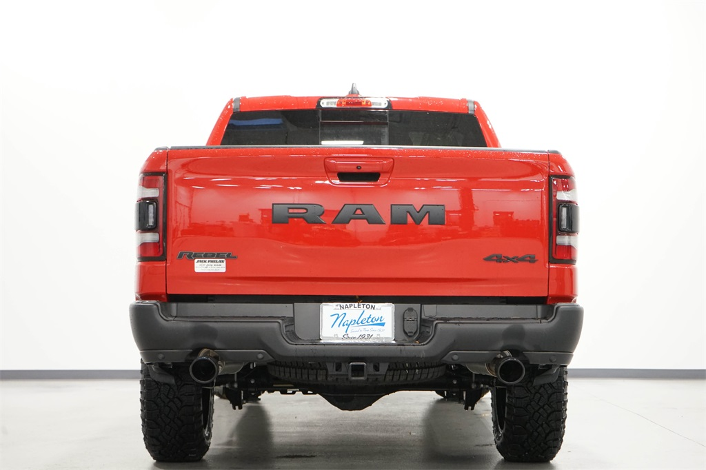 2020 Ram 1500 Crew Cab 4x4, Pickup #R2709 - photo 7