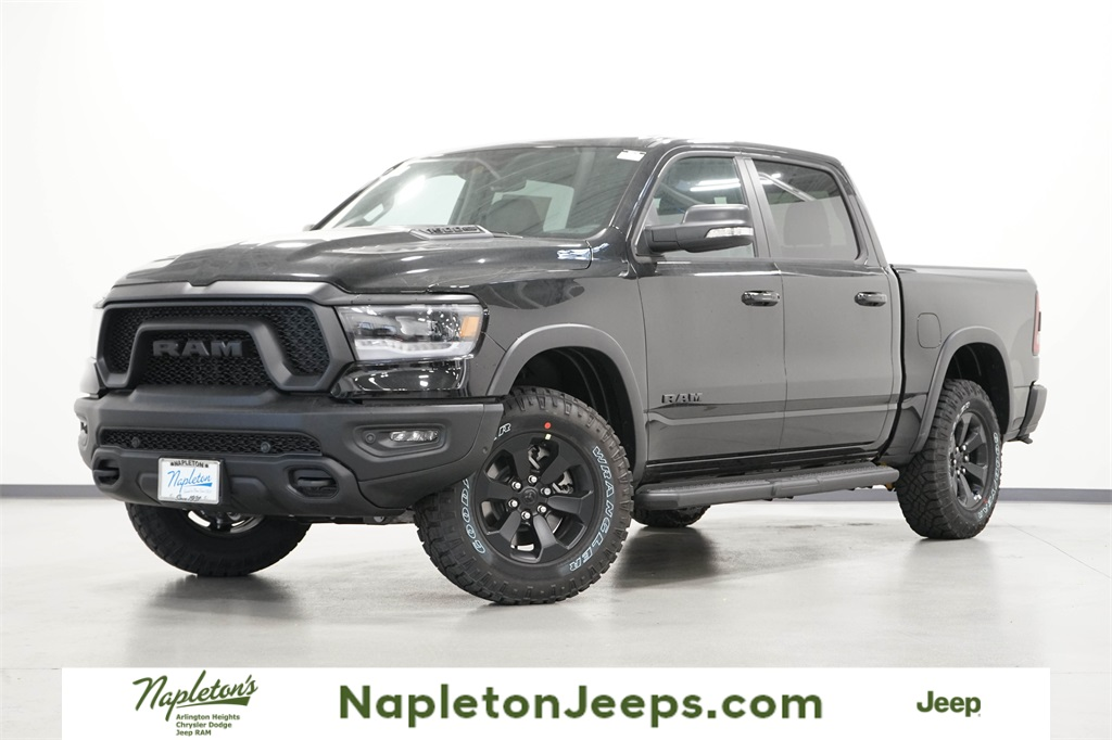 2021 Ram 1500 Crew Cab 4x4, Pickup #R2713 - photo 1