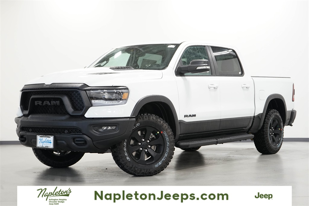 2021 Ram 1500 Crew Cab 4x4, Pickup #R2720 - photo 1