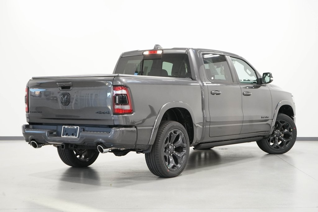 2021 Ram 1500 Crew Cab 4x4, Pickup #R2725 - photo 9