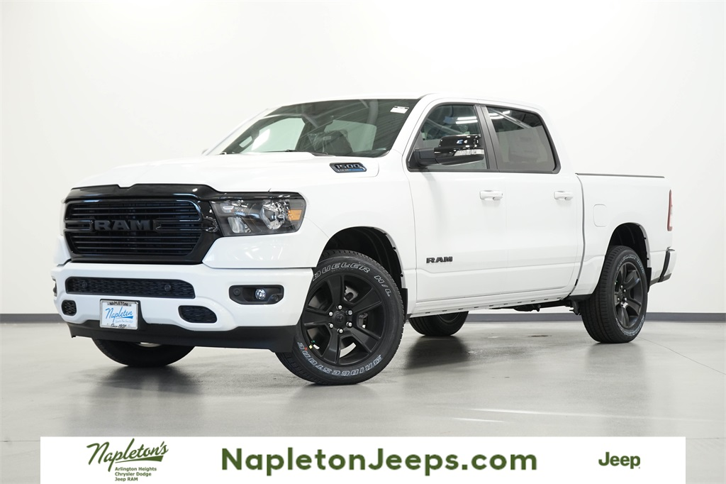 2021 Ram 1500 Crew Cab 4x4, Pickup #R2730 - photo 1