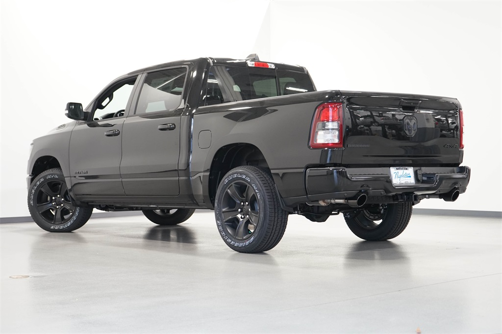 2021 Ram 1500 Crew Cab 4x4, Pickup #R2733 - photo 1