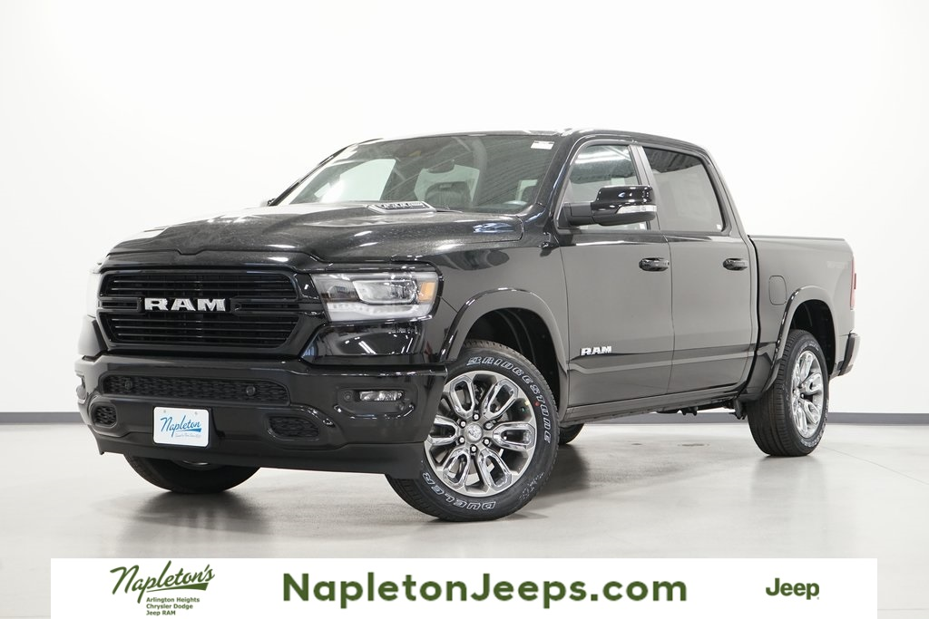 2021 Ram 1500 Crew Cab 4x4, Pickup #R2767 - photo 1