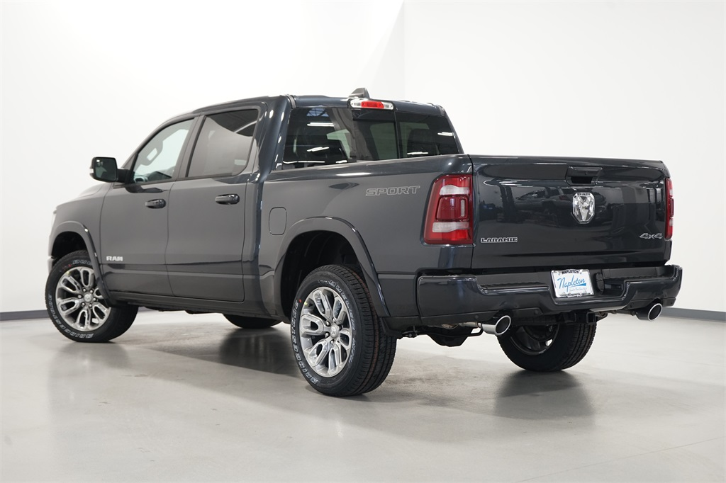 2021 Ram 1500 Crew Cab 4x4, Pickup #R2807 - photo 1