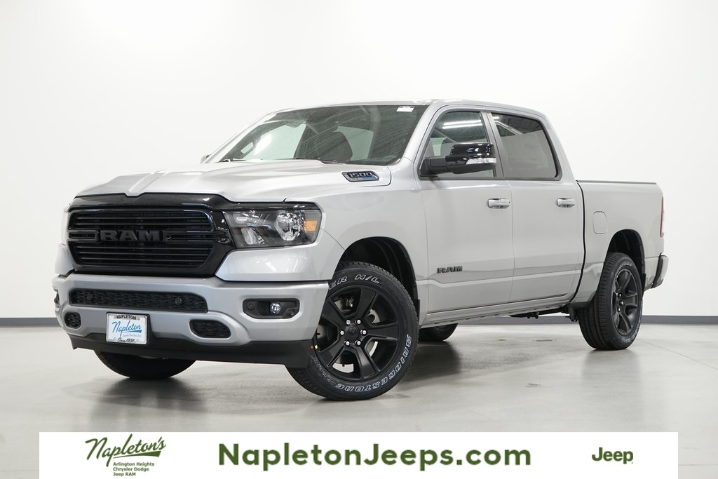 2021 Ram 1500 Crew Cab 4x4, Pickup #R2812 - photo 1