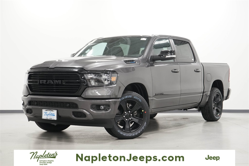 2021 Ram 1500 Crew Cab 4x4, Pickup #R2814 - photo 1
