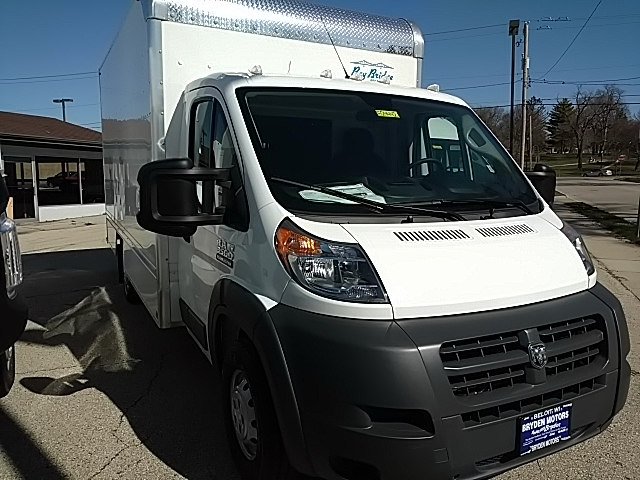2018 ProMaster 3500 Standard Roof, Bay Bridge Cutaway Van #E124442 - photo 4