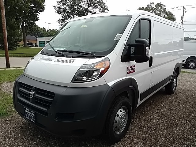 2018 ProMaster 1500 Standard Roof FWD,  Empty Cargo Van #E136740 - photo 7