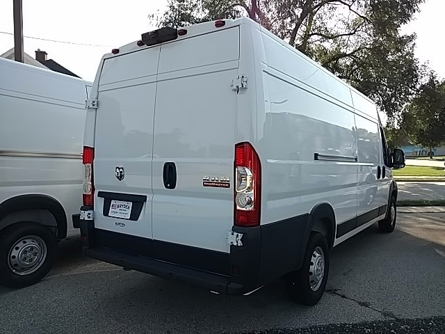 2018 ProMaster 3500 High Roof FWD,  Empty Cargo Van #E144897 - photo 4