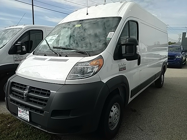 2018 ProMaster 3500 High Roof FWD,  Empty Cargo Van #E155276 - photo 1