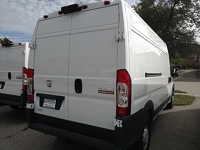 2018 ProMaster 3500 High Roof FWD,  Empty Cargo Van #E155276 - photo 7