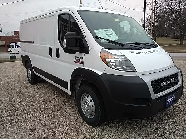 2019 ProMaster 1500 Standard Roof FWD,  Empty Cargo Van #E503088 - photo 1