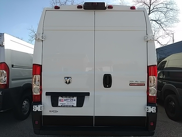2019 ProMaster 3500 High Roof FWD,  Empty Cargo Van #E504031 - photo 4
