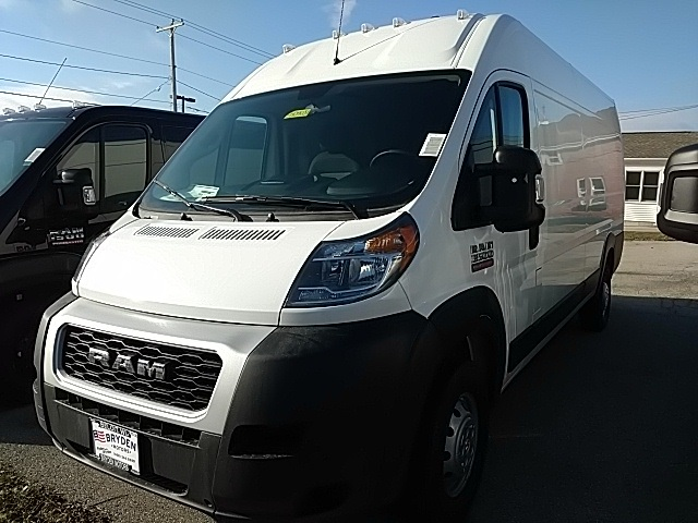 2019 ProMaster 3500 High Roof FWD,  Empty Cargo Van #E504031 - photo 6