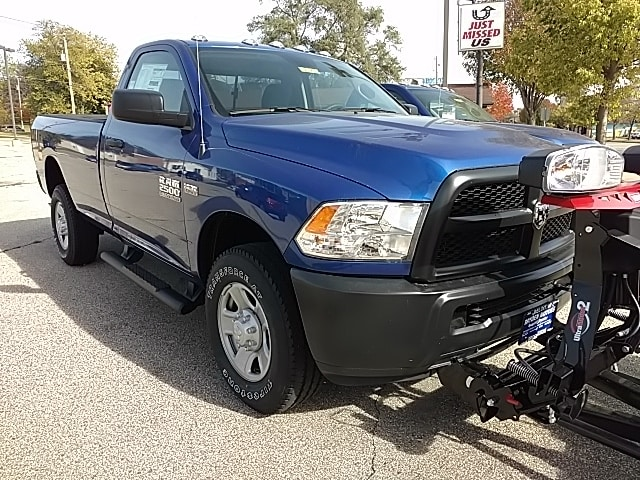2018 Ram 2500 Regular Cab 4x4, Pickup #G121709 - photo 3