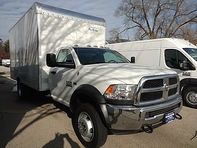2018 Ram 4500 Regular Cab DRW 4x2,  Bay Bridge Cutaway Van #G162542 - photo 18